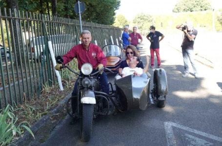 Anche io mi metto in moto: disabili e moto d'epoca a Vigilandia