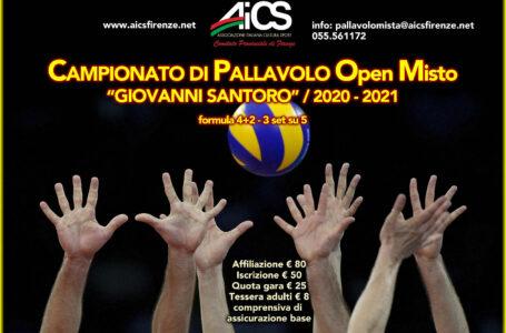 PALLAVOLO Campionato Open Misto Formula 4+2