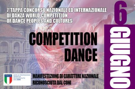 Competition Dance – Concorso Nazionale e Internazionale di Danza