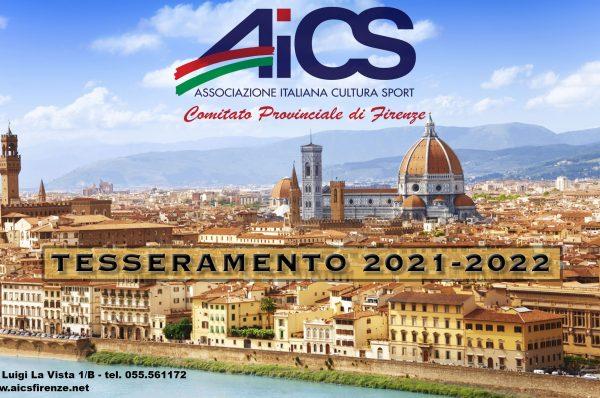 Campagna Affiliazione AiCS 2021/2022