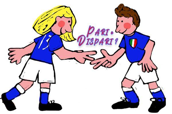Pari o Dispari? Le opportunità di genere in Italia tra obiettivi di sviluppo sostenibile, sport e cultura